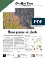 NY Times en Español 09102011