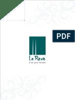 Le Reve E-Brochure