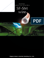 Nittetsu SF&SM Wires