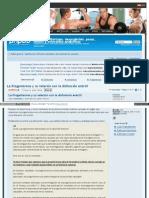 Www Tupincho Net Foro La Progesterona y Su Relacion Con La d