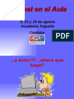 Presentacion Internet en El Aula.ppt