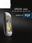 Garmin Oregon Manual