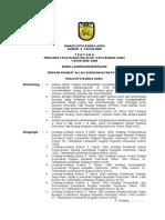 Peraturan Daerah Kota Banda Aceh Nomor 4 Tahun 2009 tentang Rencana Tata Ruang Wilayah Kota Banda Aceh Tahun 2009-2029