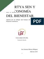 Amartya Sen y la economía del bienestar - Herrera Márquez, José A.