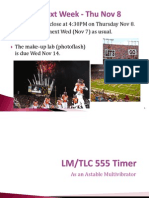10-LM 555 Timer