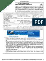 IRCTC ticket booking flowchart