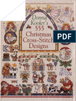 Cross Stitch Donna Koolers Christmas Design