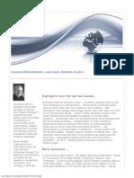 Innovation Watch Newsletter 12.23 - November 16, 2013