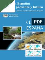 Informe de evaluación del cambio climático en España. 2010