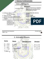 Tema1Sistemas Combinacionales 2011