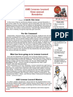 Air Defense Artillery Newsletter FY10 Vol 1