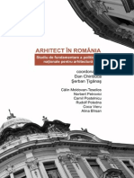 Arhitect in Romania Studiu 2010
