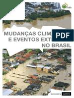 históricos do clima e extremos climáticos no BR