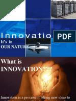 Innovation Ppt