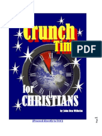 CRUNCH TIME FOR CHRISTIANS (2nd Edition)