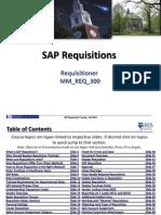 Sap Requisition