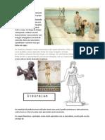 O traje romano foi extremamente influenciado pelo vestuário grego