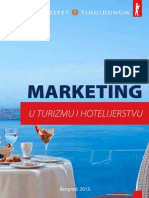US - Marketing u Turizmu i Hotelijerstvu