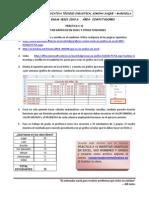 PRÁCTICA # 12 INSERTAR GRÁFICOS EN EXCEL Y OTRAS FUNCIONES