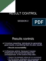 Mcs2 Result Control
