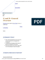 Nursing Growth and Development _ G and D General Overview