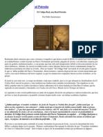 EL CODIGO REAL - Análisis por Paulo Santomauro