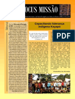 Focus Missão MEIB -´Março 2013