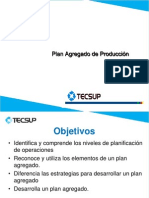 Plan Agregado de Producción