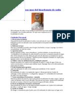 51 fantásticos usos del bicarbonato de sodio