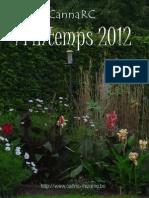 Catalogue Fleurs Canna Indica 2012