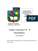 Lengua Co III