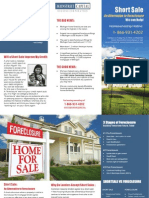 Short Sale Flyer