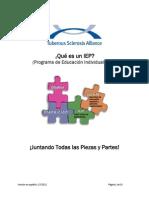 IEP Plan Individual