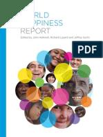 World Happiness Report