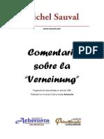 Sauval, M. Comentario Verneinung
