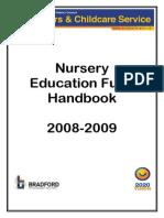 Nursery Handbook