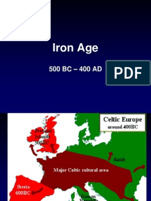 Iron Age Celts Sculpture Free 30 Day Trial Scribd