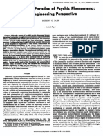 1982 Persistant Paradox Psychic Phenomena