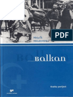 Mark Mazower - Balkan. Kratka Povijest-Srednja Europa