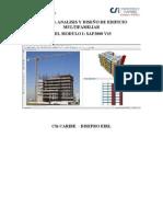 Analisis y Diseño en Edificaciones