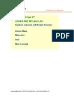 9 Science Atom&Molecules
