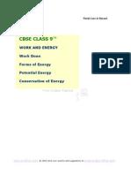 9 Science Work&Energy