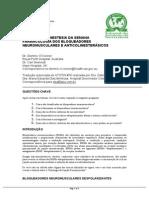 Farmacologia Dos Bloqueadores Neuromusculares e Anticolinestaraxicos (1)