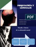 Psiquiatria y Lenguaje