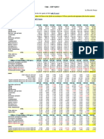 Chile – GDP 3Q2013