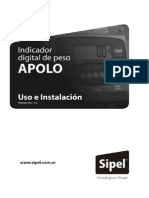APOLO Weight Digital Indicator Inst. and Use Manual_4_0