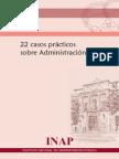 22 casos practicos sobre administracion publica
