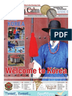 The Morning Calm Korea Weekly - New Korea Welcome Edition - August 14, 2009