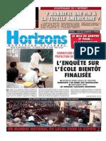 Horizons du 15-09-2011