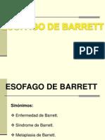 Esofago de Barrett2